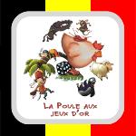 La poule aux jeux d'or (Belgique)